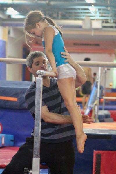 Private lessons at Rideau Gymnastics