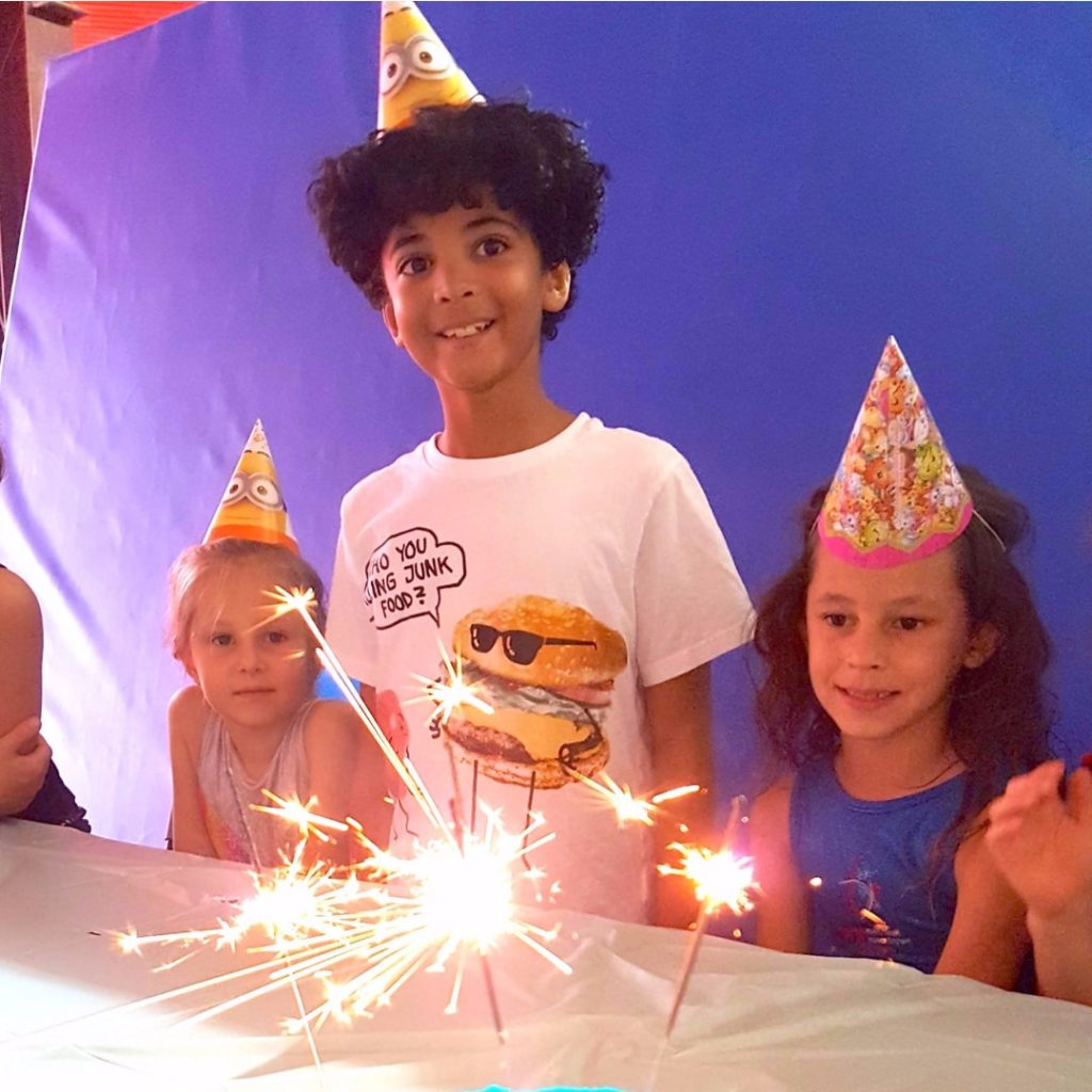 Birthday Party at Rideau Gymnastics