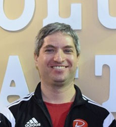 Michael Figotin - Assistant Head Coach