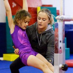 Pre-competitive Rideau Gymnastics