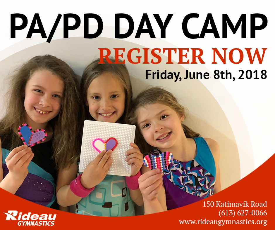 June 8th PA/PD Day Camp